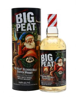 Whisky Big Peat Blended Malt Scotch Christmas (Craciun) 54,6 GRD - ST0,7L