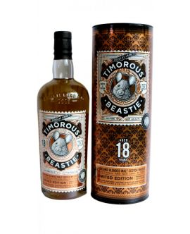 Whisky Timorous Beastie 18 Years Blended Malt Scotch 46,8 GRD - ST0,7L