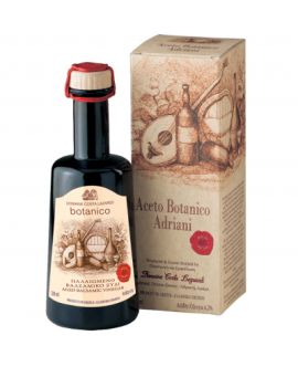 Otet Balsamic Maturat Botanico Red Seal Grecia _0.25L