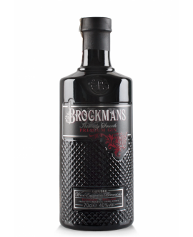 Gin Brockmans Intensely Smooth Premium Infused With Exquisite Botanicals UK 40 GRD - 0.7L