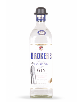 Gin Broker\'s Premium London Dry UK 40 GRD - ST0,7L