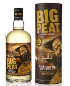 WHISKY BIG PEAT 46% 0,7L BLENDED MALT SCOTCH