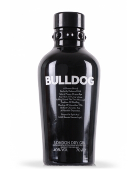 Gin Bulldog London Dry Gin UK 40 GRD - 0,7L