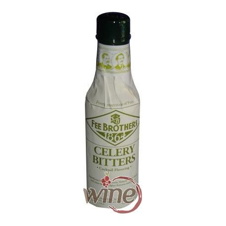 Bitter Fee Brothers 1864 Celery Telina pt Cocktail Profesional 1,29 GRD - ST0.15L