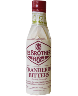 Bitter Fee Brothers 1864 Cranberry Merisoare pt Cocktail Profesional 4.1 GRD - ST0.15L