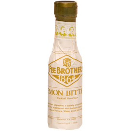 Bitter Fee Brothers 1864 Lemon Lamaie pt Cocktail Profesional 45.9 GRD - ST0.15L