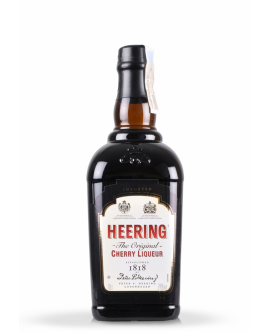 Lichior Heering The Original Cherry Natural Suedia+ Pahar 24 GRD - ST 0,7L