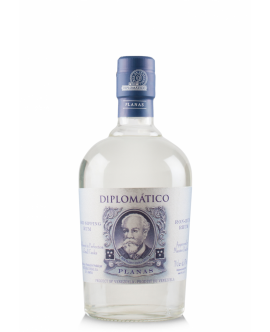 Rom Diplomatico PLANAS Aged Sipping Extra Anejo Blanco Venezuela 47 GRD - ST0.7L