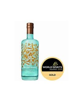 Gin Silent Pool Intricately Gin Made Anglia 43 GRD - 0.7L