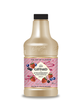 Sirop Giffard Strawberry & Red Berries Depuis 1885 Franta - 2Litri/2.6kg