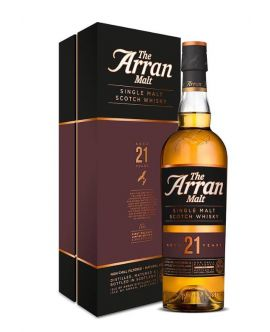 Whisky Arran 21 Years Single Malt Scotch 46 GRD - ST0.7L