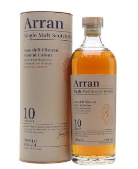 Whisky Arran 10 Years Single Malt NEW MODEL46 GRD - ST0.7L