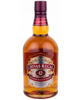 Whisky Chivas Regal 12 Years Blended Scotch 40 GRD - ST0.7L