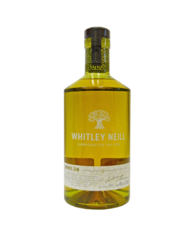 Gin Whitley Neil Quince HandCrafted Dry Gutui & Para & Mar Anglia 43 GRD - 0.7L
