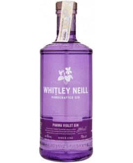 Gin Whitley Neil Quince HandCrafted Dry Violete De Parma Anglia 43 GRD - 0.7L