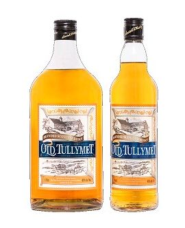 Whisky Old Tullymet Scots Blended Malt 3 years Oak Barrels 40 GRD - ST0,7L