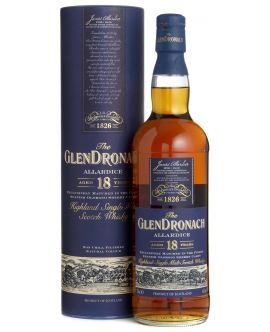 Whisky GlendRonach 18 Years Allardice 46% 0.7L Single Malt