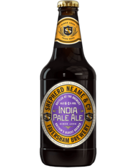 Bere SHEPHERD NEAME 1698 INDIA PALE ALE Tip IPA 6.1 GRD IG UK - ST0,50L
