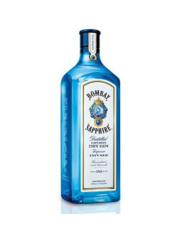 Gin Bombay Sapphire London Dry Gin Vapour Infused 40 GRD - 0.7L