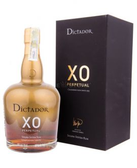 Rom Dictador Perpetual XO Colombian Aged Rum Columbia 40 GRD - ST 0.7L