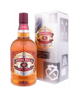 Whisky Chivas Regal 12 Years MAGNUM Blended Scotch AG 40 GRD - ST1.5L