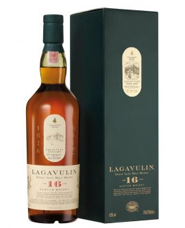 Whisky LaGavulin 16 Years Original Single Malt Scotia 43 GRD - ST0,7L