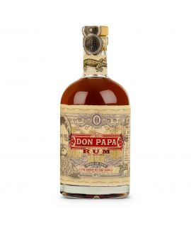 Rom Don Papa Aged in Oak Philippines Mount Kanlaon 40 GRD - ST0.7L