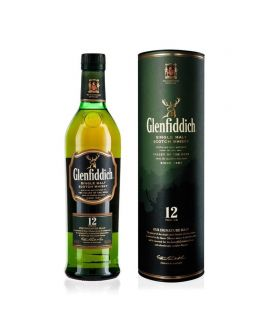 Whisky Glenfiddich 12 Years Single Malt Scotch 40 GRD - ST1L