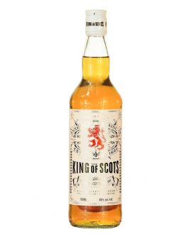 WHISKY KING OF SCOTS 40% 0,7L BLENDED MALT SCOTCH