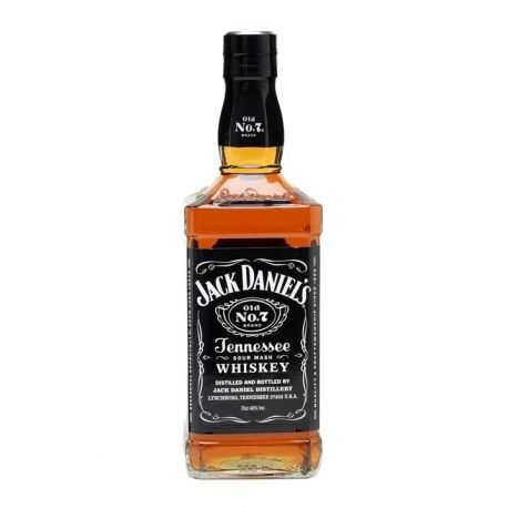 Whiskey JackDaniels Old No 7 40 GRD Tennessee - ST 0.70 L