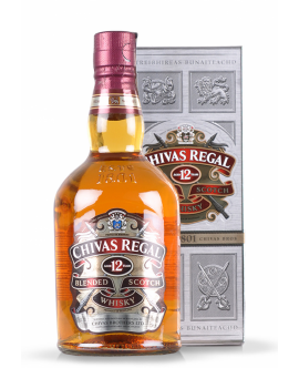 Whisky Chivas Regal 12 ani Blended Scotch 40 GRD - ST 1L