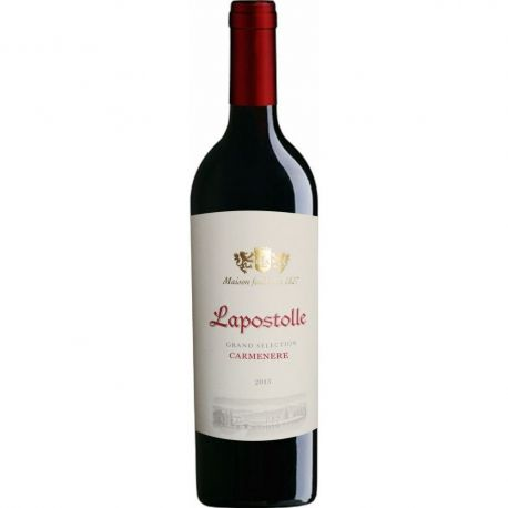 Vin Lapostolle Grand Selection Carmenere Chile Valle de Rapel - ST 0,75L