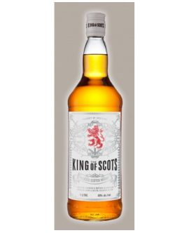 Whisky King Of Scots Blended Malt Scotch 40 GRD - ST1L