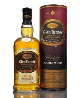 Whisky GlenTurner Heritage Double Cask Single Malt 40 GRD - ST0.7L