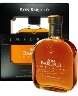 Rom Barcelo Imperial Repbl Dominicana Aged Rum 38 GRD - ST0.7L