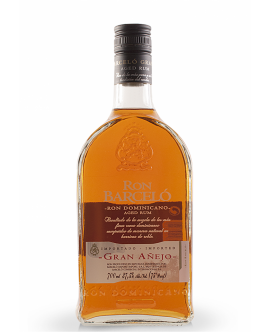 Rom Barcelo Grand Anejo Repbl Dominicana Aged Rum 37.5 GRD - ST0.7L
