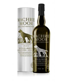 Whisky Arran Machrie Moor Cask Strength 58.5 GRD - ST0.7L