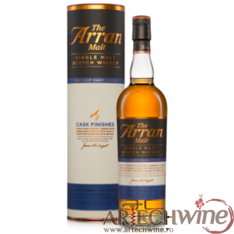 Whisky Arran Port Finish 50 GRD - ST0.7L