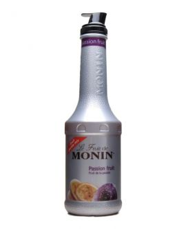 Piure Monin Passion Fruit - 1L
